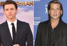 Tom Holland Wants To Be James Bond & Thinks Brad Pitt Is No. 1 Star