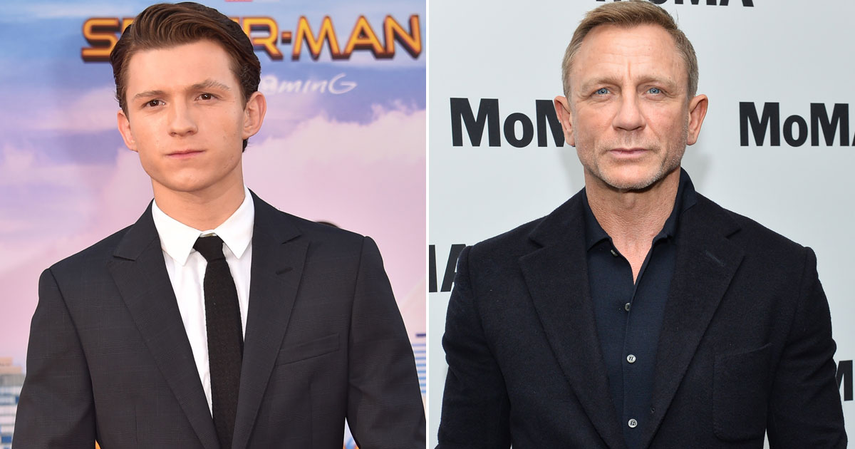 Tom Holland Says He Would Love To Play James Bond, Is That A Hint?