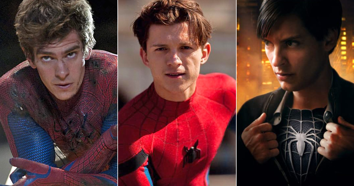 Tom Holland Says Andrew Garfield & Tobey Maguire Won't Be In Spider-Man 3 – But Does He Know The Full Script?