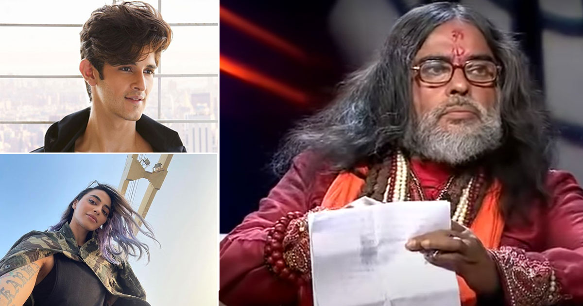 Top Swami Om Controversies - From Threatening To Kill Salman Khan To Slapping A Woman On National TV