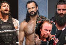 Undertaker Praises Roman Reigns, Drew McIntyre & Elias
