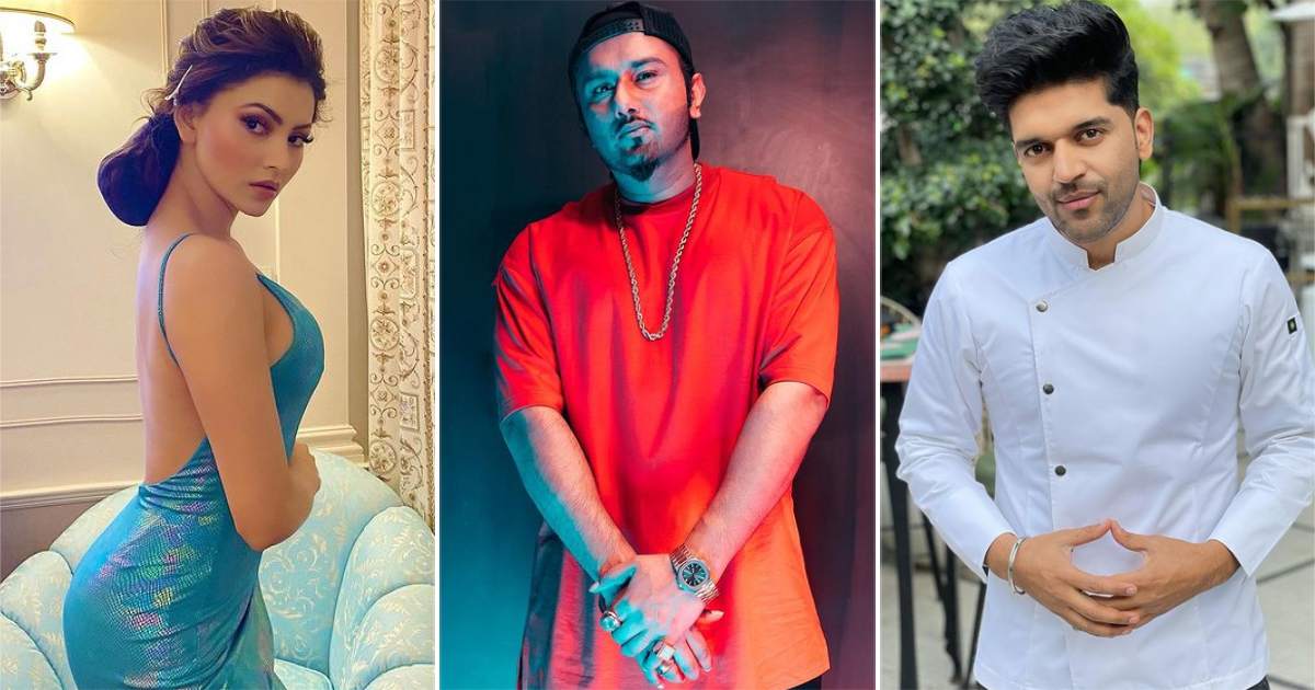 Urvashi Rautela & Guru Randhawa To Set The Dance Floor Burning At Yo Yo Honey Singh's Sister's Wedding?