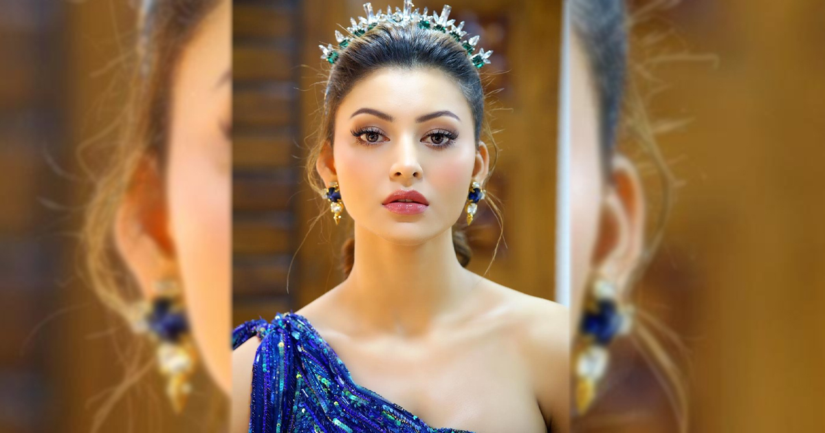 """Urvashi Rautela's Valentine's special music video """"Teri Load Ve"""" is out."""