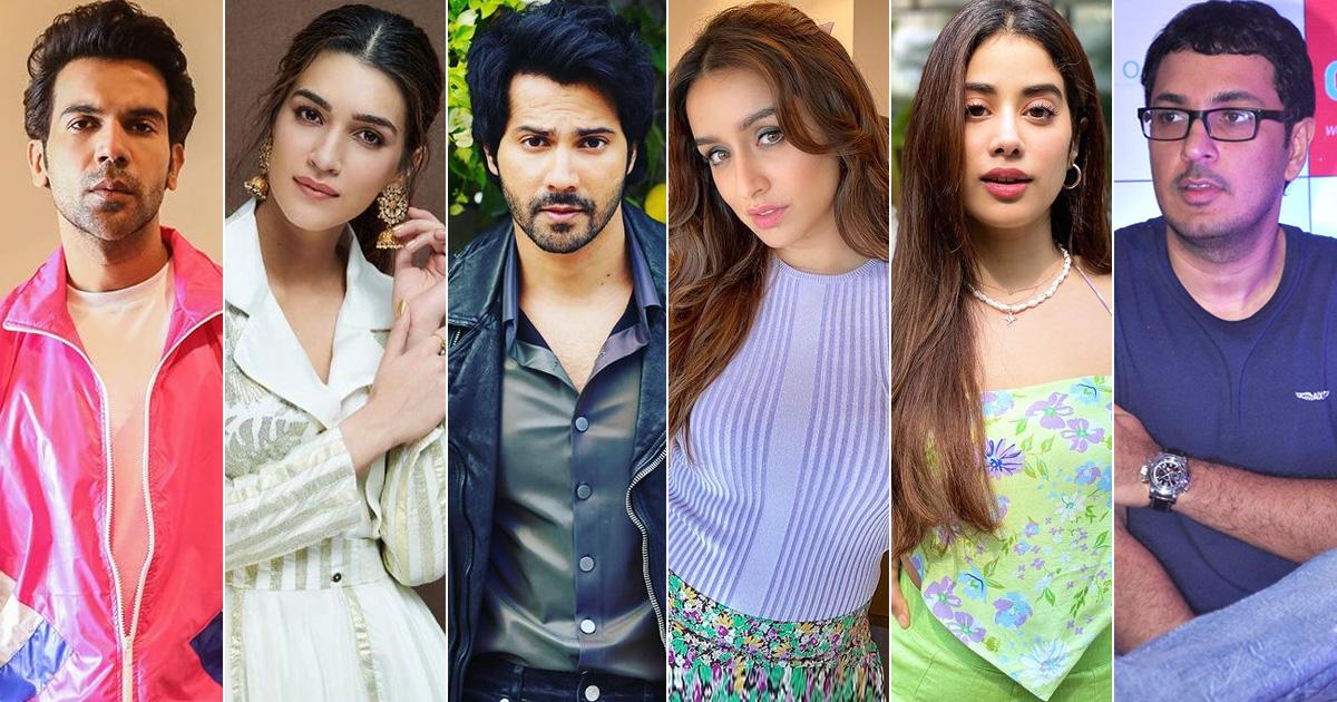 Varun Dhawan, Shraddha Kapoor, Rajkummar Rao, Kriti Sanon, Janhvi Kapoor in Dinesh Vijan's horror universe