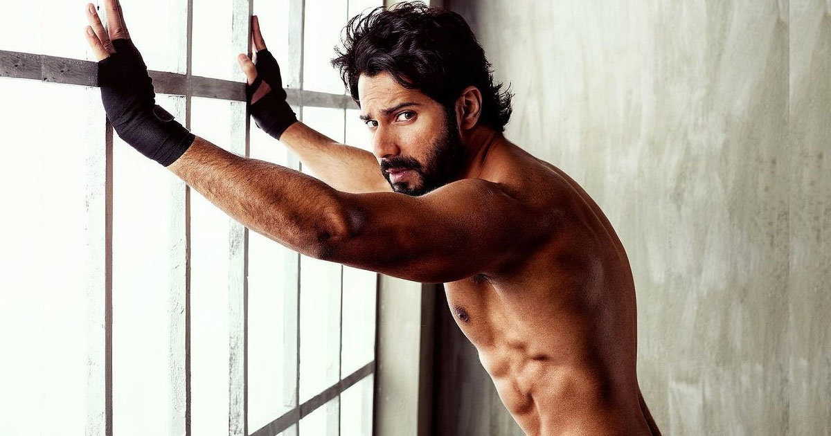 Varun Dhawan Says 'Never Back Down' To Fans & After Seeing His Hot Bod, No Female Fan Ever Will!
