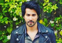 Varun posts video while going back home to his wife