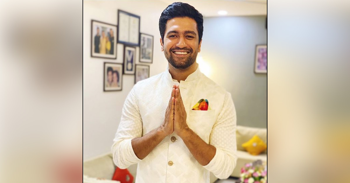 Vicky Kaushal Is The Brown Munda We All Need In Our Lives - See Pics