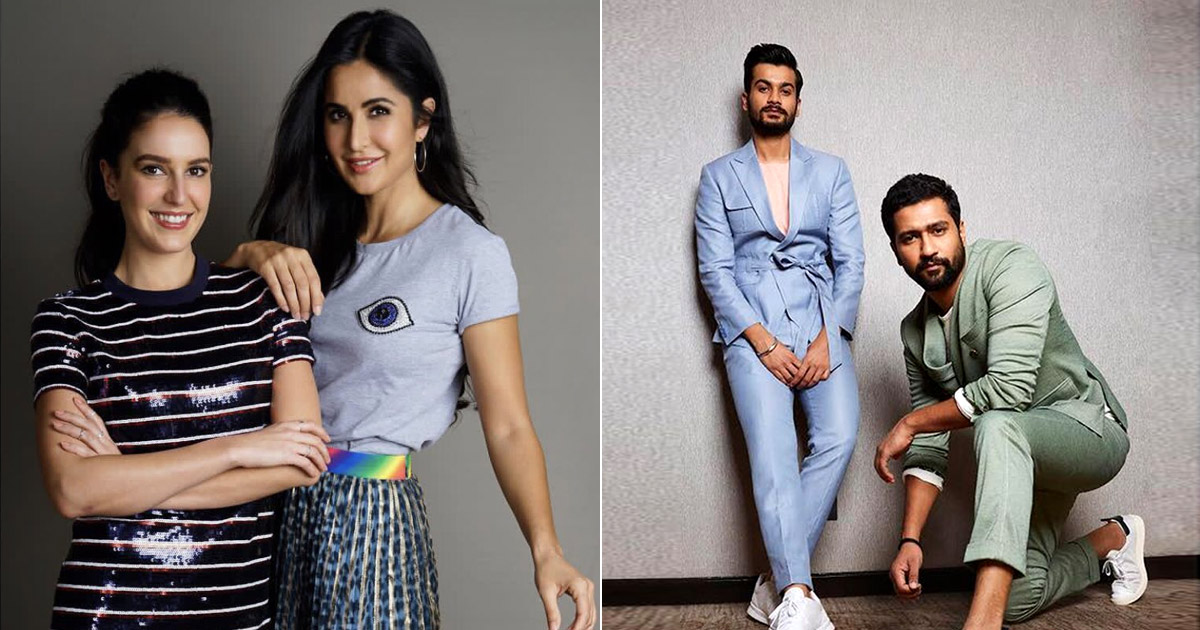 Vicky Kaushal Is Setting Up His Brother Sunny Kaushal With Katrina Kaif's Sister Isballe Kaif? Deets Inside!