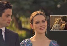 Victoria Pedretti Criticised S*x Scenes With Penn Badgley In You!