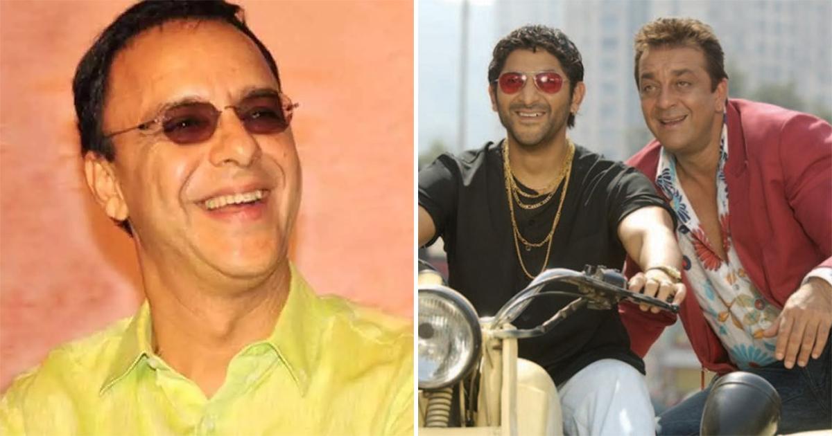 Vidhu Vinod Chopra Opens Up On Why Munnabhai 3 Has Not Been Made Yet