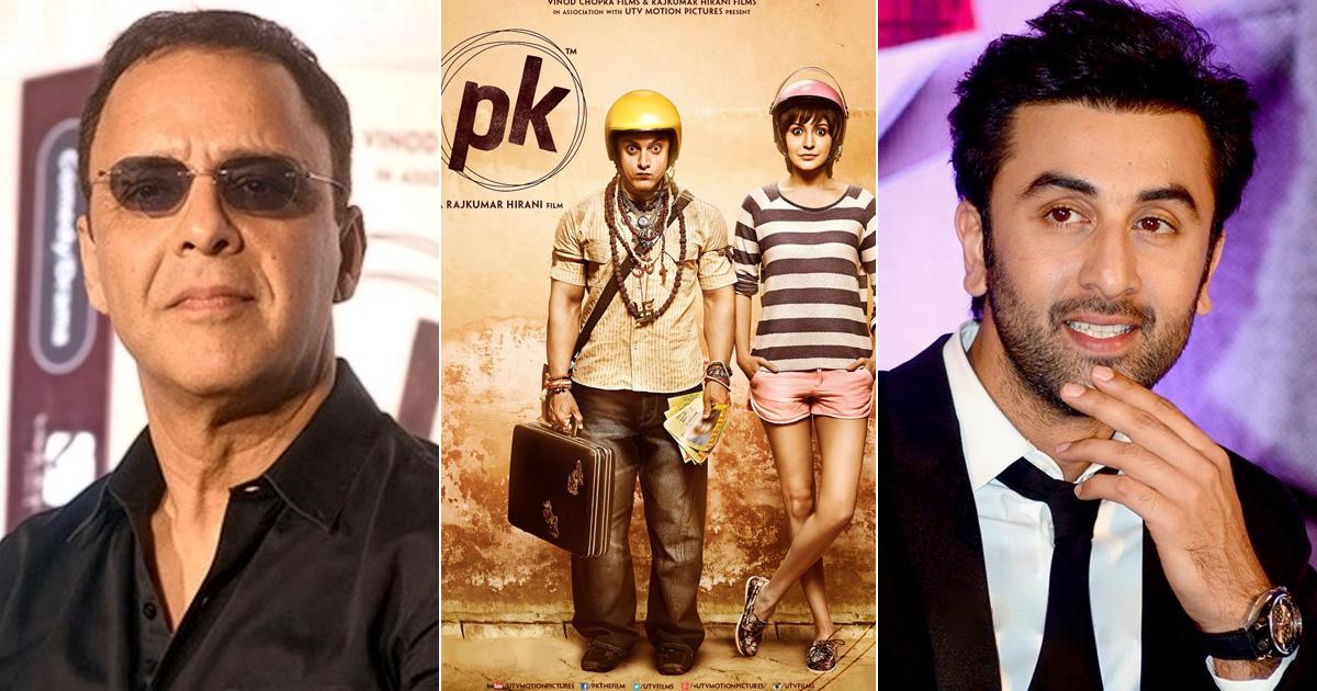 Vidhu Vinod Chopra Opens Up On Bringing The Sequel To Aamir Khan's PK Starring Ranbir Kapoor