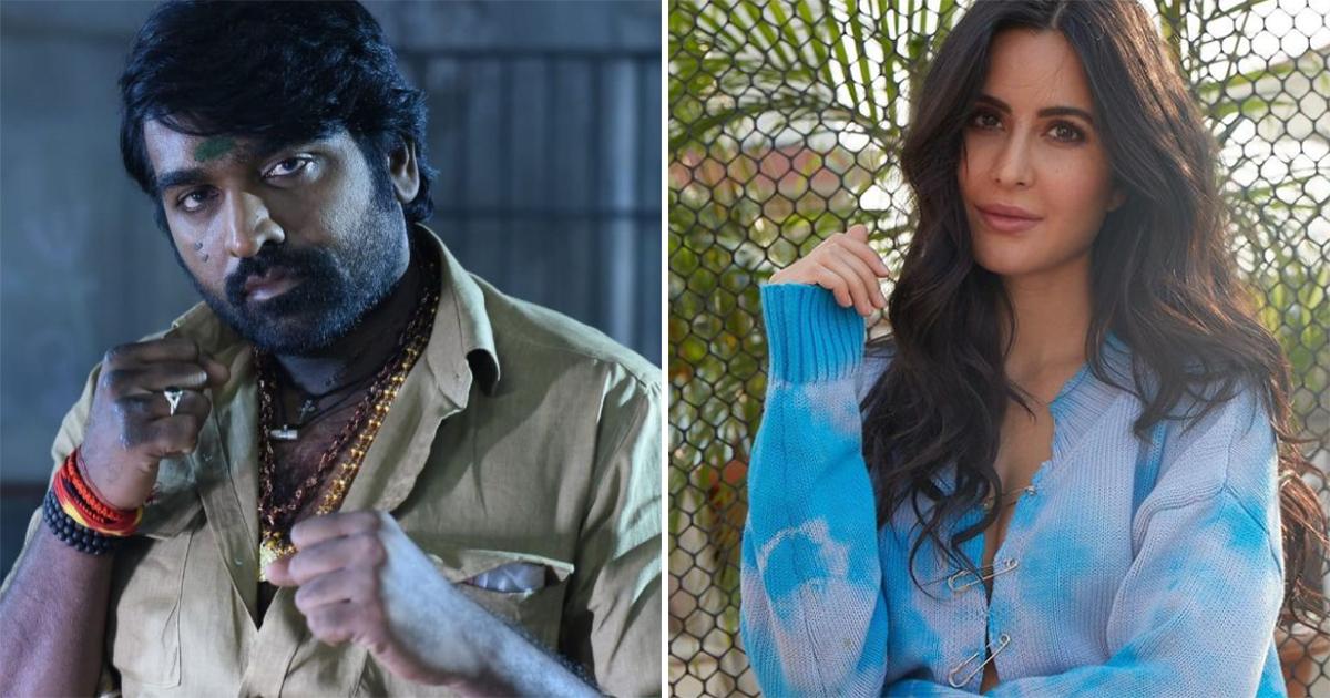Vijay Sethupathi & Katrina Kaif Starrer Upcoming Thriller Titled Merry Christmas? Deets Inside
