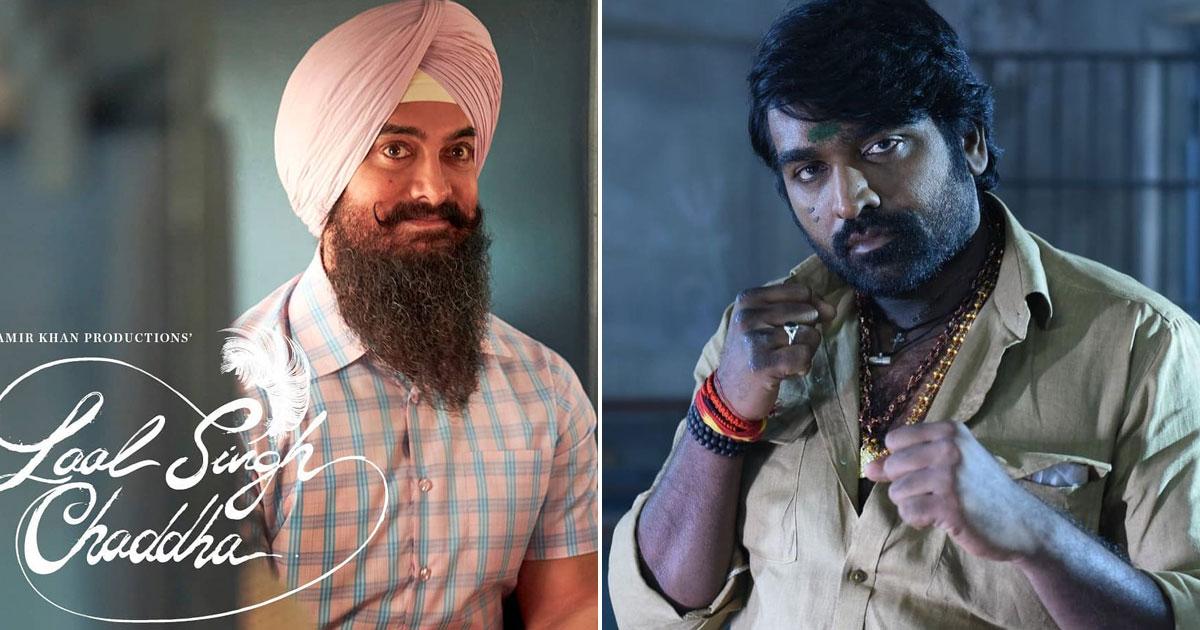 Vijay Sethupathi On Quitting Aamir Khan's Laal Singh Chaddha