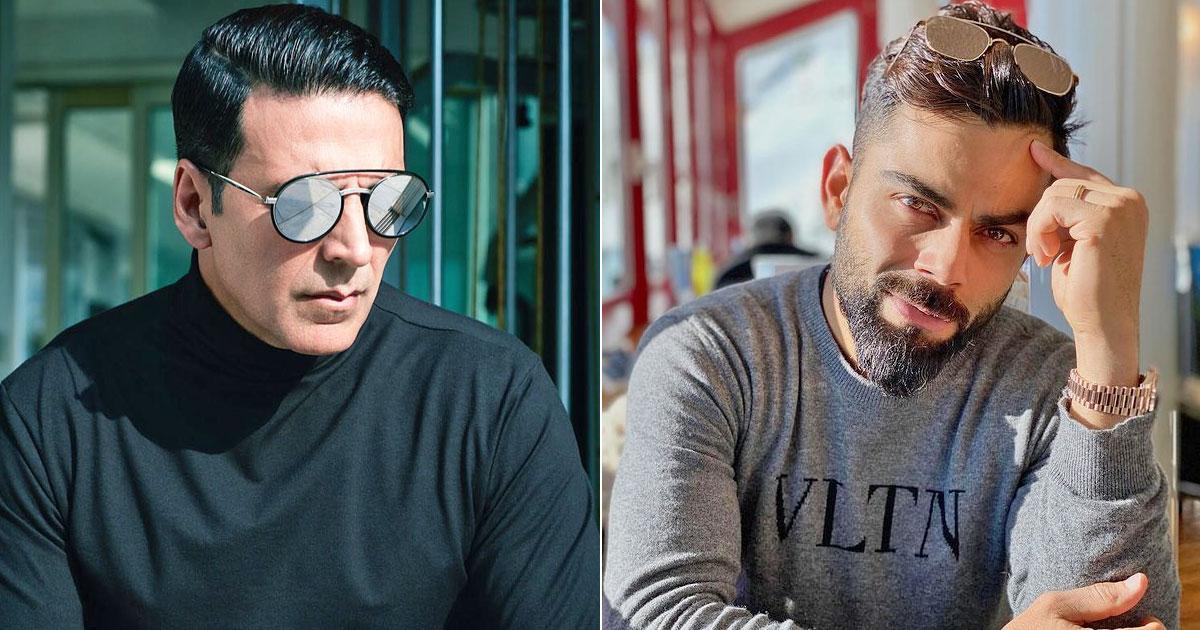 Virat Kohli Tops Duff & Phelps' Celebrity Brand Valuation Study 2020; Actor Akshay Kumar Comes In Second