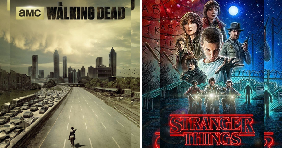 Walking Dead To Stranger Things, Best Horror Web Series Currently Streaming On Netflix
