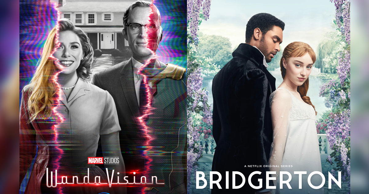 WandaVision Has A Bigger Viewership Compared To Bridgerton