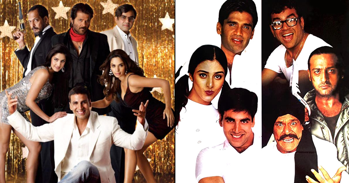 Welcome & Hera Pheri's Epic Crossover Was Planned By The Makers In Early Last Decade