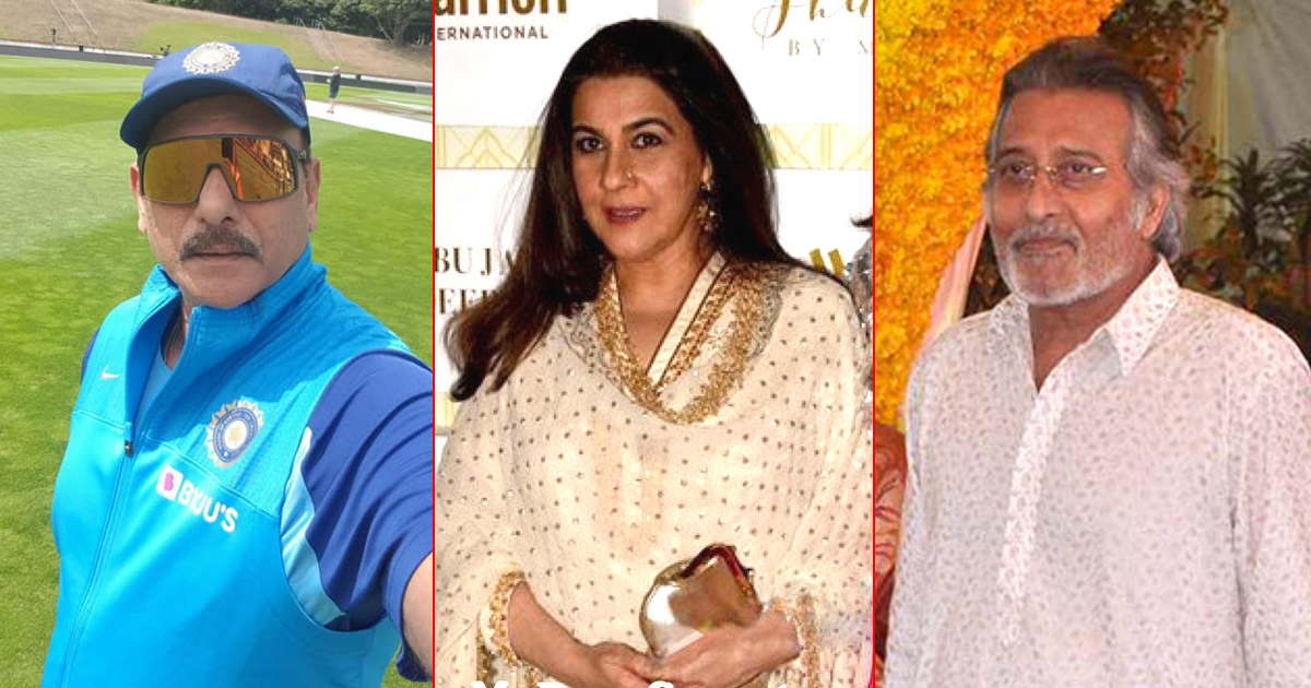 """Amrita Singh Took The Challenge From Ravi Shastri To Be With Vinod Khanna After He Said, """"You Can Never Get Him Even If You Tried""""?"""