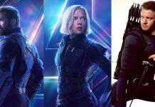 When Avengers Actors Jeremy Renner & Chris Evans Labelled Black Widow Sl*t