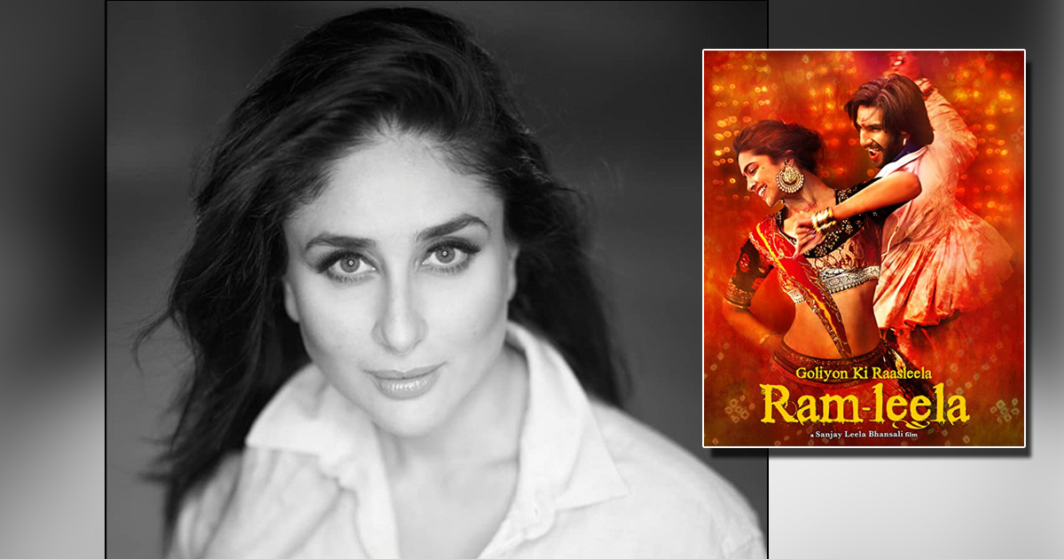 When Kareena Kapoor Khan Broke Silence On Opting Out Of Sanjay Leela Bhansali's Ram Leela