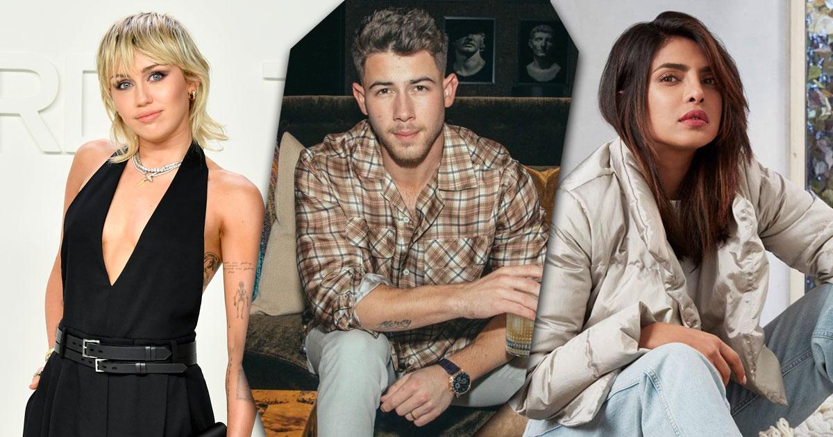 When Priyanka Chopra Got Insecure Of Miley Cyrus' Insta DM To Ex-Flame Nick Jonas