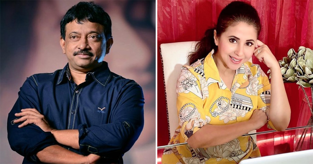 Ram Gopal Varma 'Was Mesmerised By Urmila Matondkar's Beauty, From Her Face To Her Figure'
