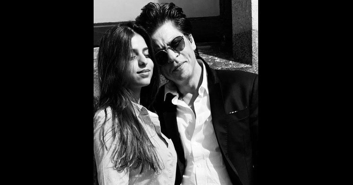 When Shah Rukh Khan Talked About Daughter Suhana Khan Kissing Her Boyfriend!
