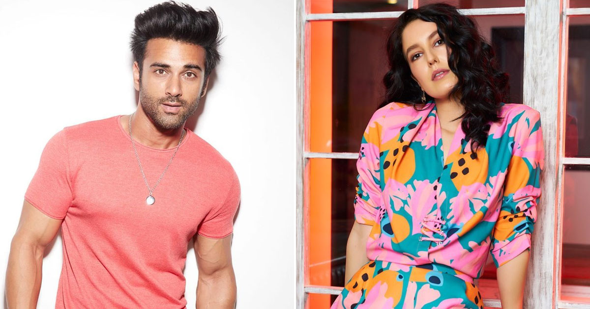 Pulkit Samrat Cannot Stop Praising His 'Suswagatam Khushaamadeed' Co-Star Isabelle Kaif, Here's Why!