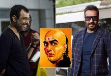 Will Ajay Devgn Going Bald For Chanakya?