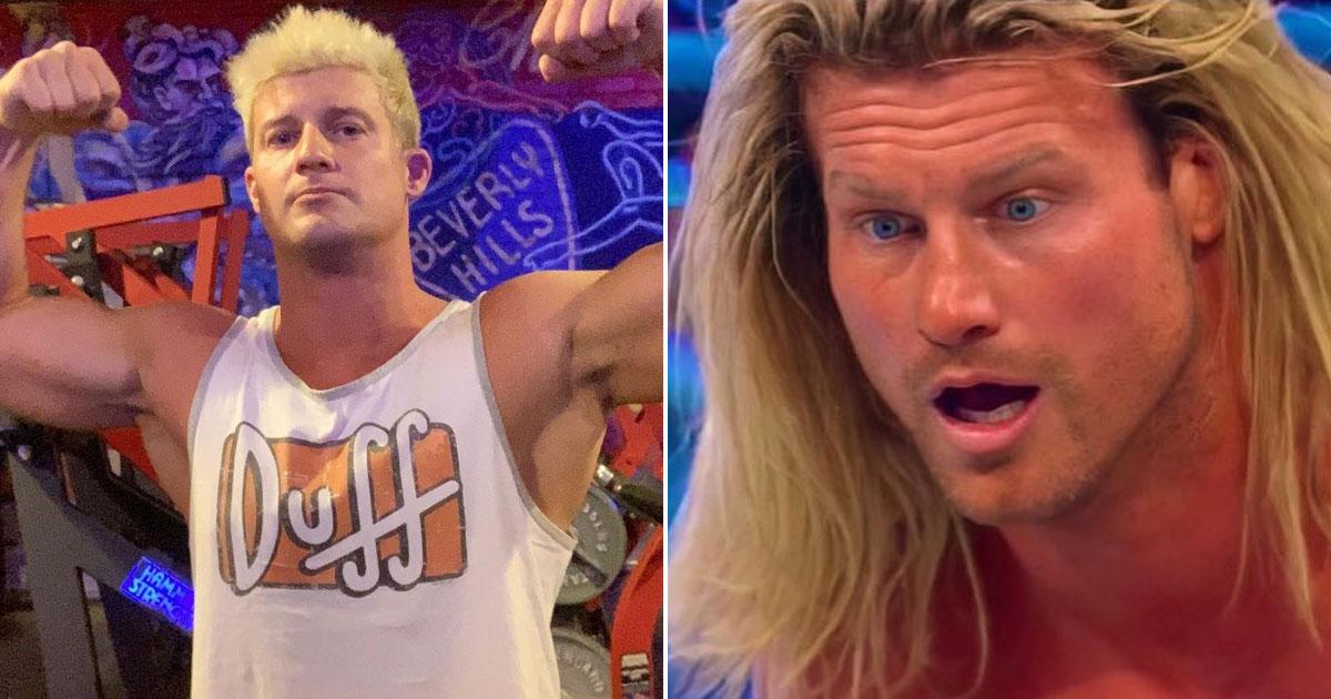 Dolph Ziggler Reacts On Brother Ryan Nemeth Joining AEW