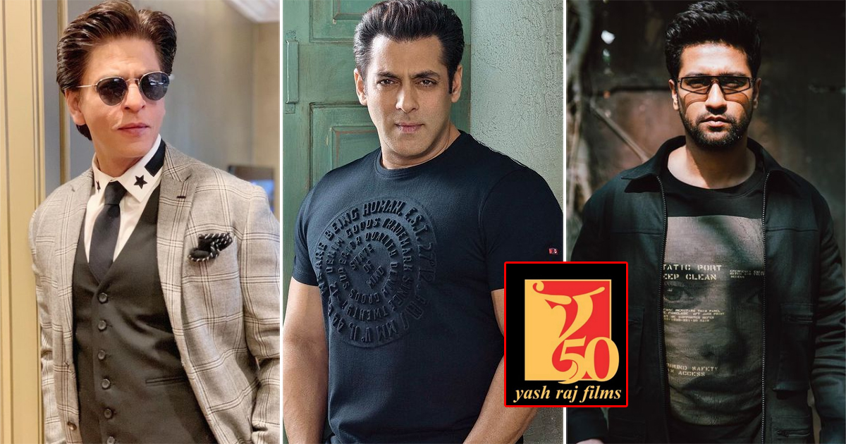 YRF To Announce Pathan, Tiger 3 & Other Biggies In A Grand Style Very Soon To Celebrate 50+ Plus Years In Industry?