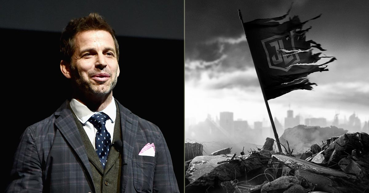Zack Snyder Confirms Finishing Work On Snyder Cut Of Justice League