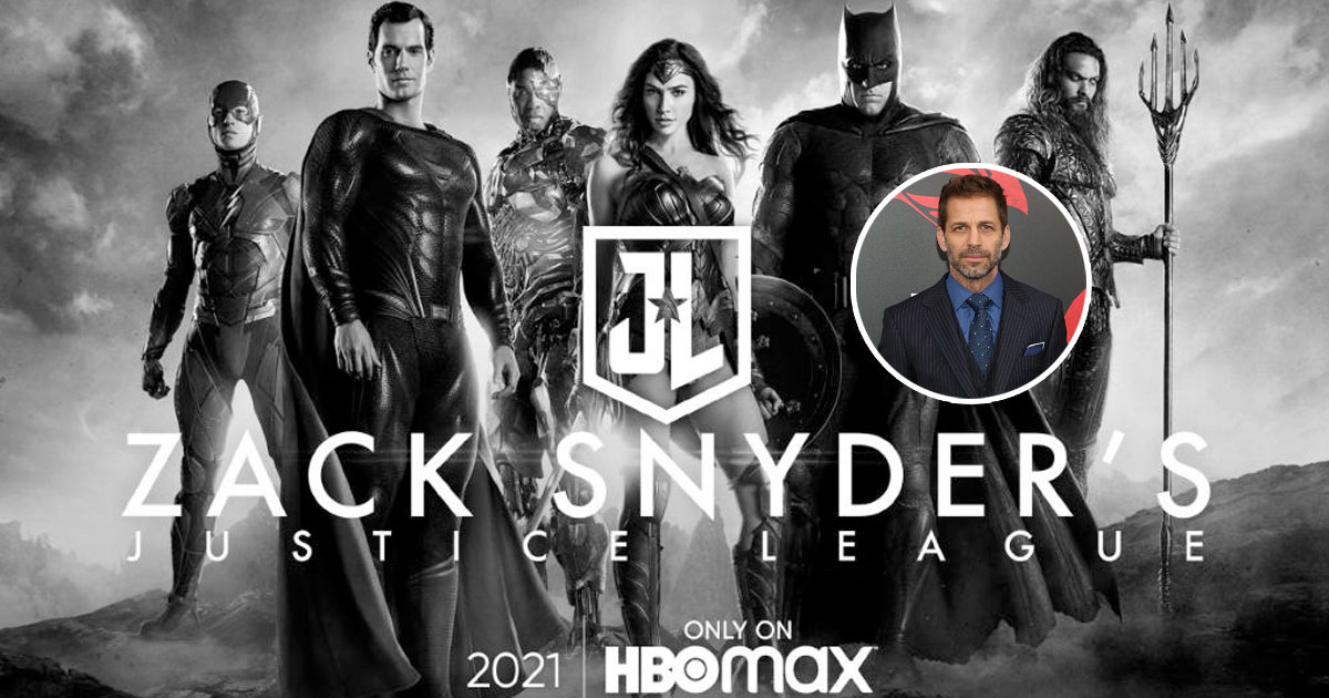 Zack Snyder Introduces Steppenwolf From Justice League