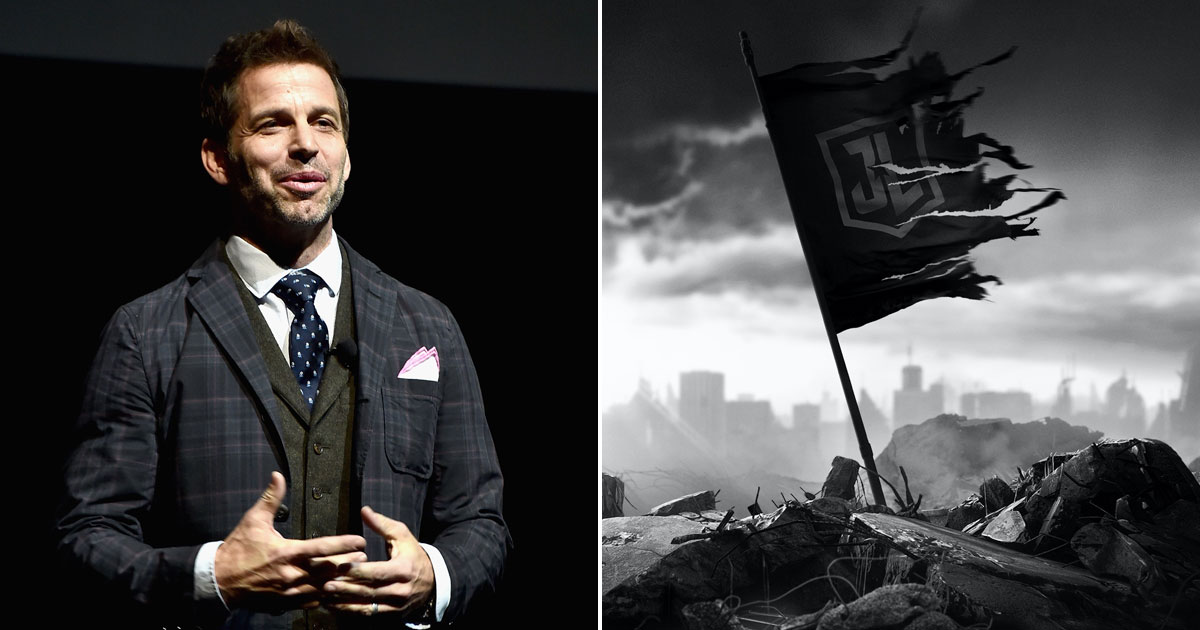 Zack Snyder Reveals Not Getting Paid For Justice League
