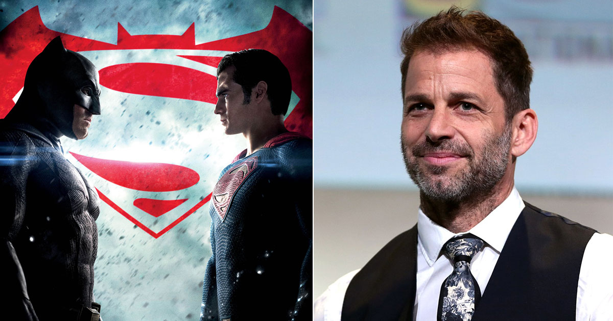 Zack Snyder Talks About Batman V Superman Remastered Version