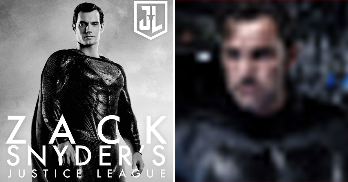 Justice League: Ben Affleck's Knightmare Batman Look Revealed