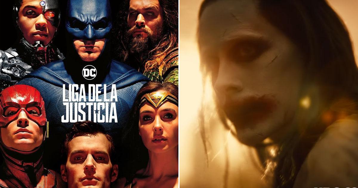Zack Snyder's Justice League Trailer Out, Jared Leto AKA Joker Impresses Everyone