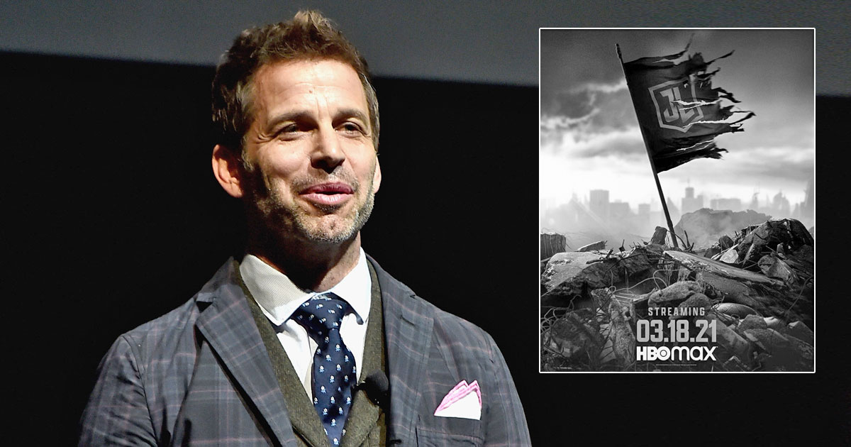 Zack Snyder's Justice League Trailer Release Date Out!