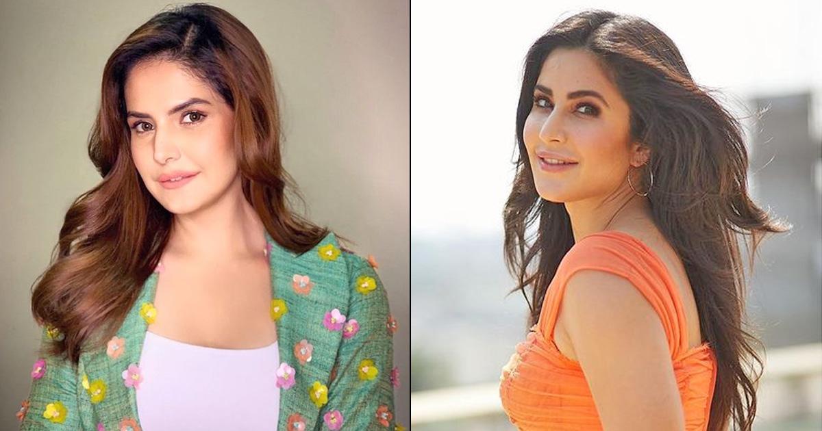 Zareen Khan Opens Up On Comparison With Katrina Kaif