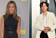 "Cole Sprouse On His Fanboy Moment With Jennifer Aniston On Friends: ""I Would Just Forget & Be Looking At Her"""