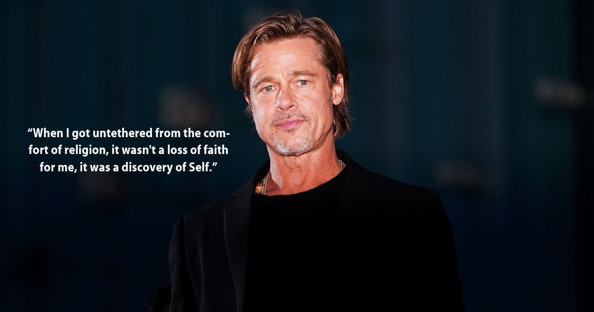 Brad Pitt Quotes: How He's The 'Bad Guy' Of Hollywood Loved By Everyone!