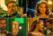 Aamir Khan & Elli AvrRam set your screen on fire in Har Funn Maula from Koi Jaane Na