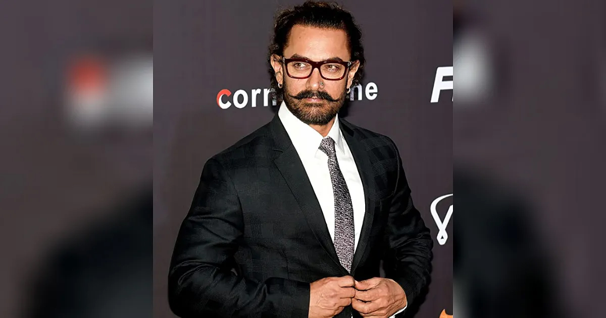 """Aamir Khan quits social media to focus completely on work; says """"My heart is full"""""""