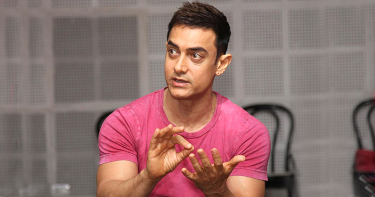 Aamir Khan Is The Next Bollywood Star To Test COVID-19 Positive, Request All Who Came In Contact To Get Tested