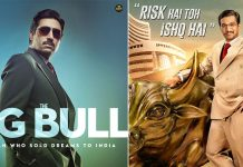 Abhishek Bachchan On Comparisons With His The Big Bull Act With Scam 1992's Pratik Gandhi