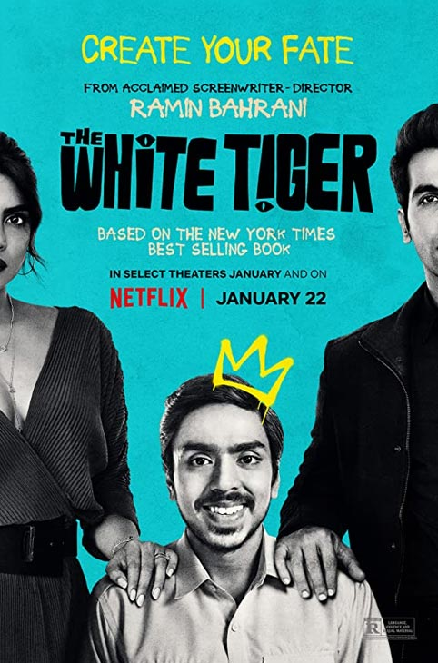 Actor Adarsh Gourav gets nominated in BAFTA 2021 for The White Tiger | Five Indian films that went to British Academy of Film and Television Arts