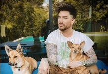 ADAM LAMBERT WORKING ON MYSTERY MUSICAL ABOUT REAL-LIFE PERSON