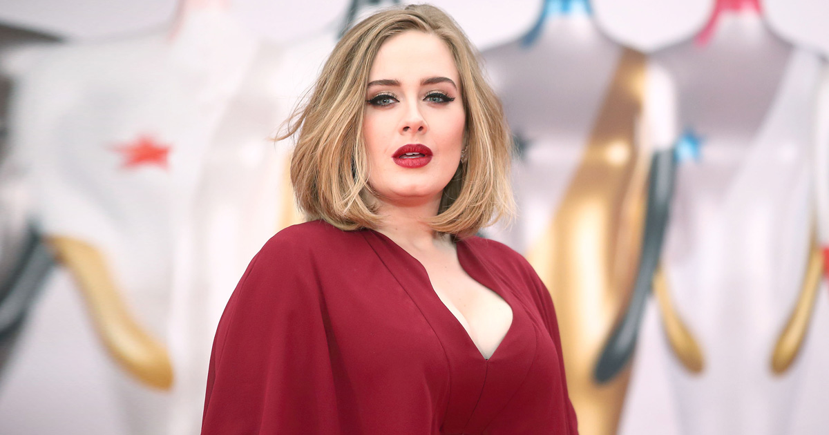 ADELE AND EX-HUSBAND TO SHARE CUSTODY OF SON - REPORT
