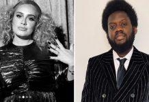 Adele really sings from her heart: Michael Kiwanuka