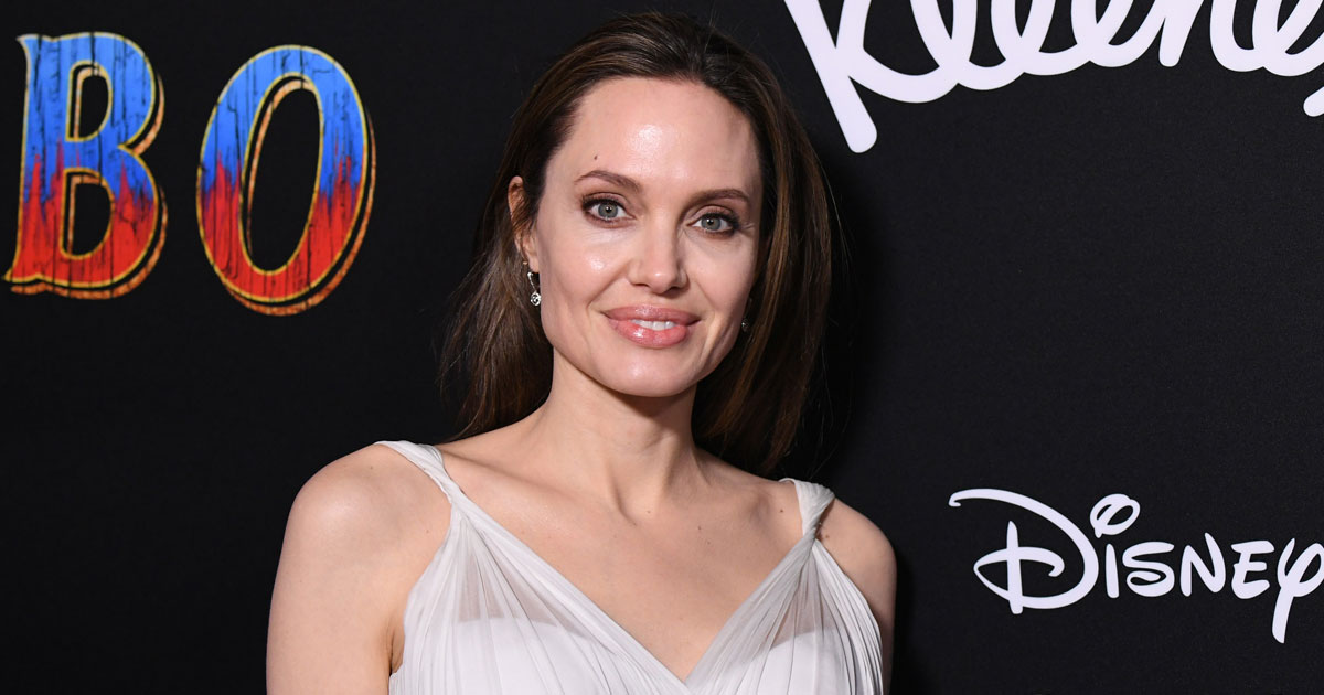 Ain't No Stylish Mother Than Angelina Jolie! The Maleficent Actress Looks Like An Angel In A Elegant White Midi-Dress, Check Out